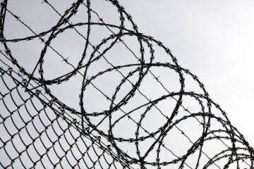 Prison fence