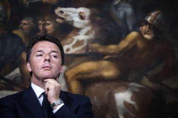 ρέντσι ιταλία δημοψήφισμα