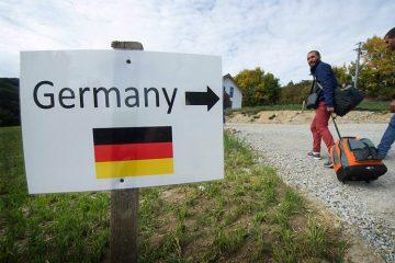 germany refugees γερμανία πρόσφυγες