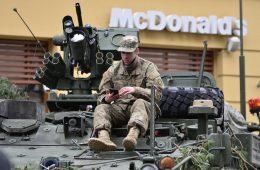 us army poland πολωνία