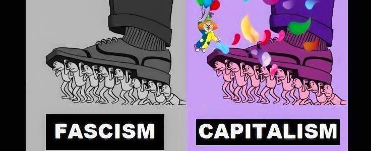 fascism capitalisme
