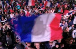 εκλογές γαλλία μελανσόν λεπέν φιγιόν