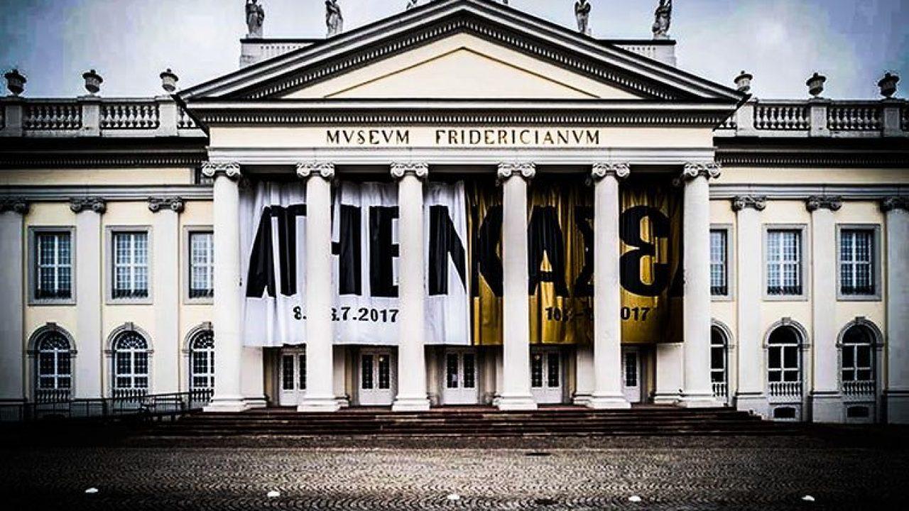 LIVE: Documenta 14 Kassel - INFO-WAR