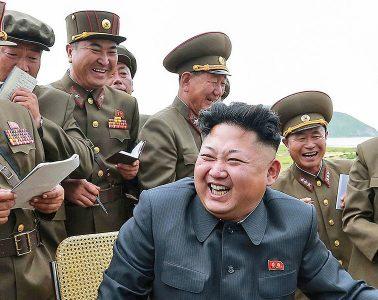 κιμ βόρεια κορέα