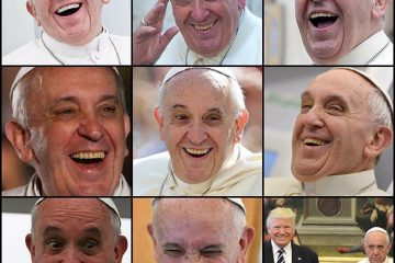 τράμπ πάπας φραγκίσκος