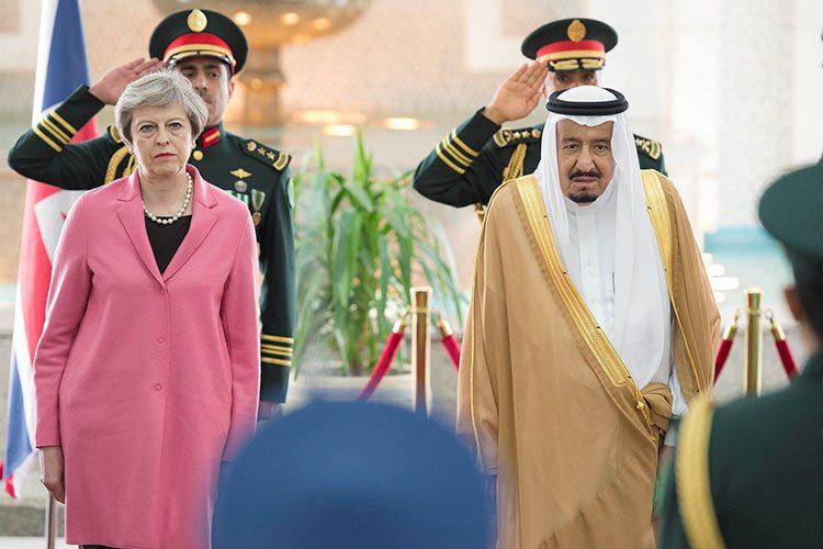 thereza may saudi arabia
