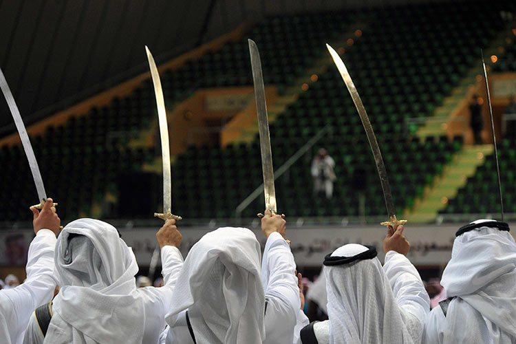 isis σαουδική αραβία