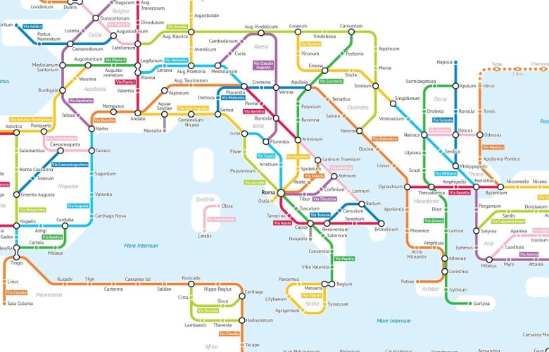 Subway Roman Empire