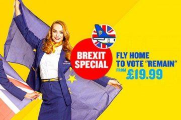 Ryanair Brexit