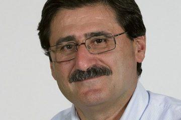 Ο δήμαρχος της Πάτρας Κώστας Πελετίδης