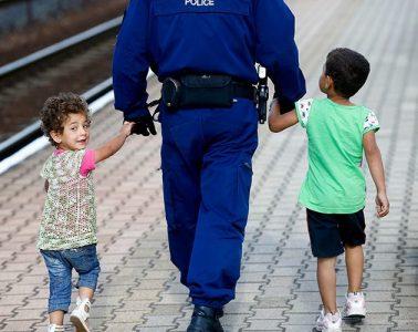 ασυνόδευτοι ανήλικοι πρόσφυγες
