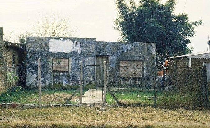 maradona house