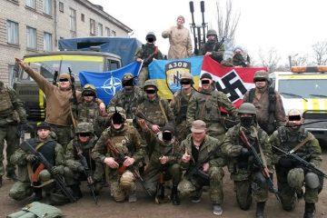 τάγμα αζόφ ουκρανία