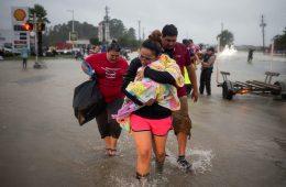 τέξας τυφώνας Χάρβεϊ ισραήλ