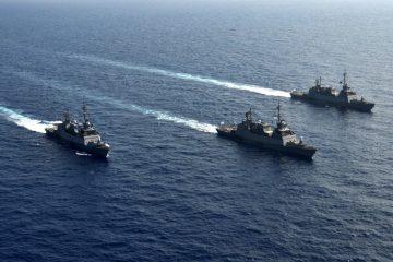 Πολεμικό ναυτικό Ελλάδα - Ισραήλ