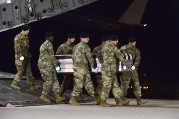 Στρατιώτες ΗΠΑ Νίγηρας