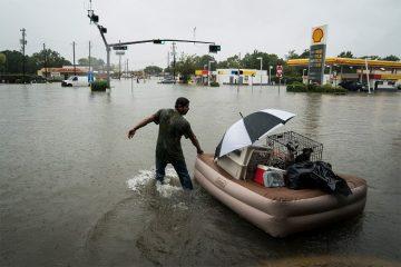 Τυφώνας Χάρβει