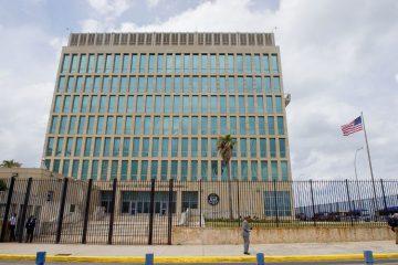 Πρεσβεία Ηπα - Κούβα