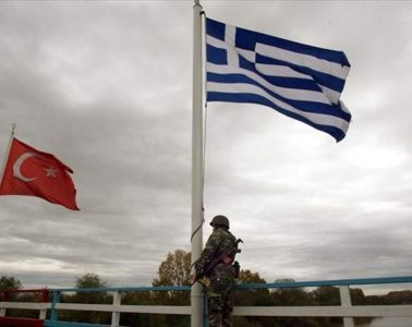 greek turkish borders