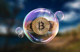 φούσκα bitcoin