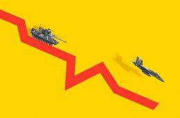 Μετοχές πολεμικής βιομηχανίας