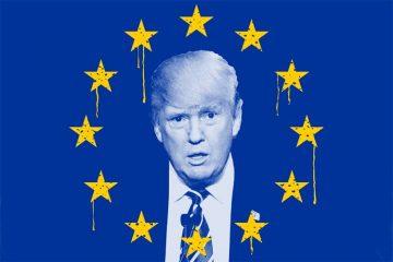 τραμπ ιράν ευρωπαϊκή ένωση
