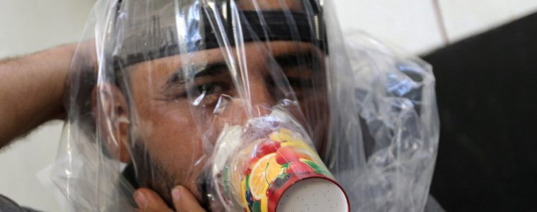 syria συρία χημικά ιντλιμπ