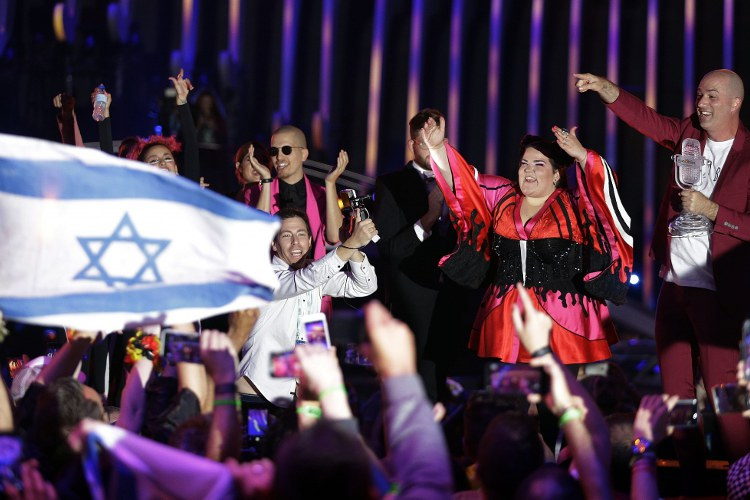 Eurovision - Ισραήλ