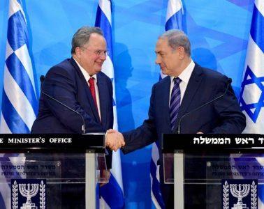 κοτζιάς ισραήλ νετανιάχου