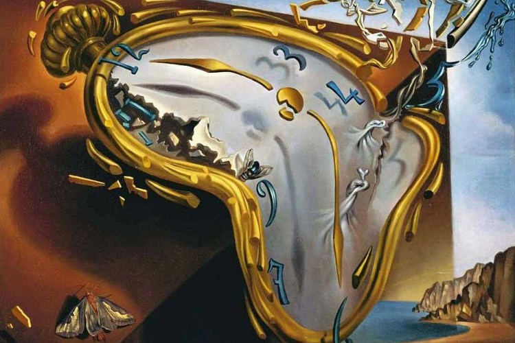 ρολόι νταλί