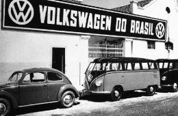 Volkswagen Βραζιλία