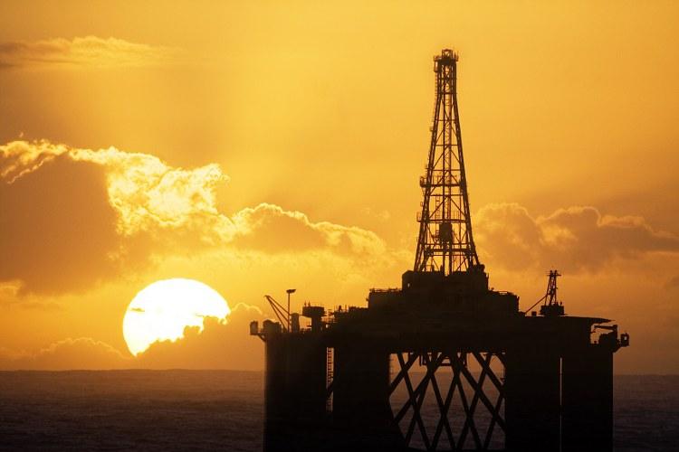 Ολλανδία - πετρέλαιο