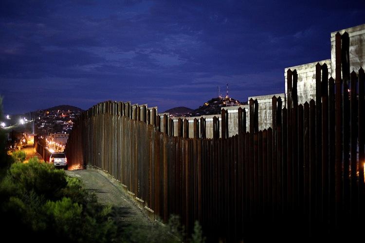 Σύνορα ΗΠΑ-Μεξικού