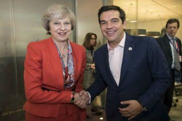 Tsipras may brexit