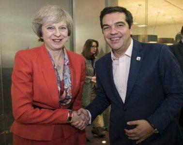 Tsipras may brexit