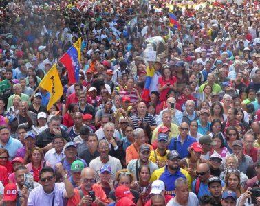 chavistas venezuela