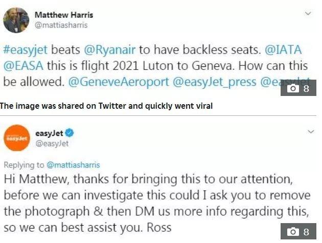 easyjet seats