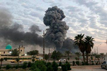 Το Ισραήλ βομβάρδισε - έκρηξη σε στρατιωτική αποθήκη στη Βαγδατη