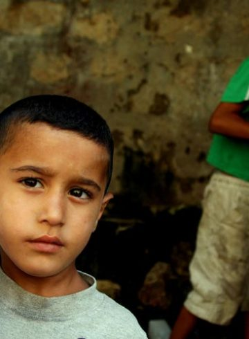 Παλαιστίνιοι αντιμετωπίζουν την κλιματική αλλαγή
