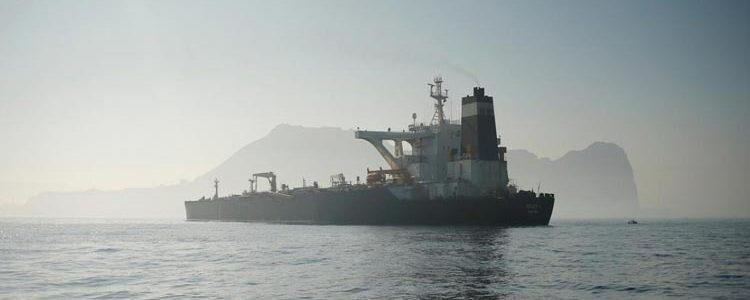 εξωτερική πολιτική - ιρανικό δεξαμενόπλοιο