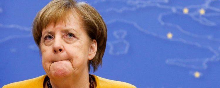 Γερμανία - Μέρκελ- ύφεση