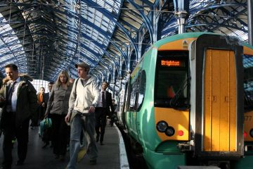 κρατικές εταιρείες σιδηροδρόμων