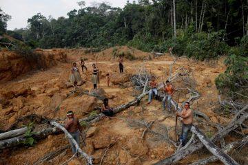χουντικό σχέδιο Μπολσονάρο για εκμετάλλευση του Αμαζονίου