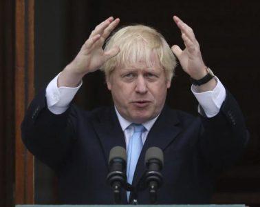 Μπόρις Τζόνσον - Το βασίλειό τους για ένα Brexit