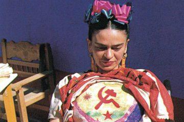 Φρίντα Κάλο κομμουνίστρια
