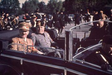 δημοσιογράφοι που λάτρεψαν τον Χίτλερ και τον Μουσολίνι