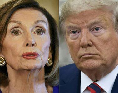 πολιτική κρίση, Πελόζι-Τραμπ