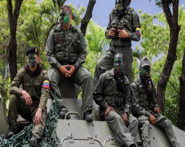 στρατός της Βενεζουέλας