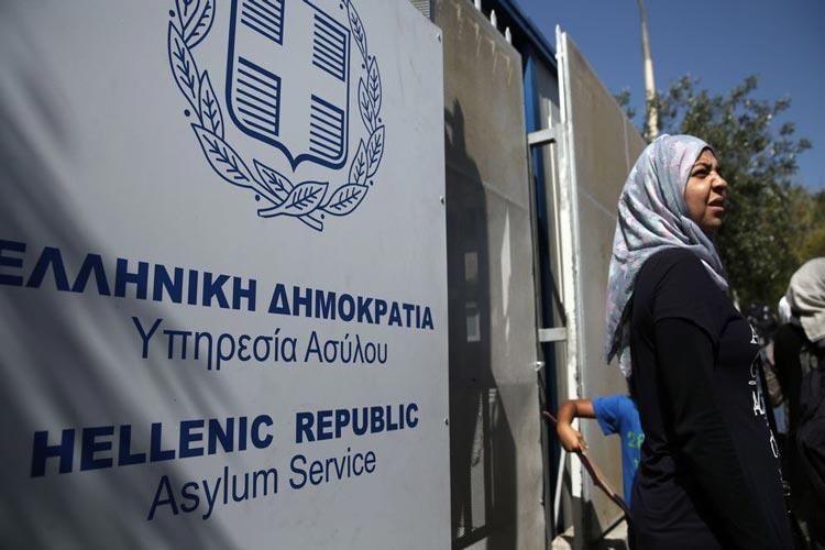 ΕΕ δίκαιο άσυλο