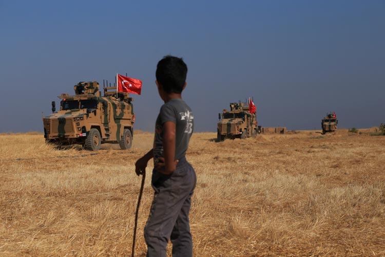 υποκρισία της ΕΕ για τους Κούρδους